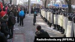 Протистояння під Дніпропетровською ОДА, 26 січня 2014 року