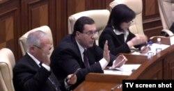 Marian Lupu la dezbaterea de astăzi