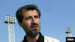Iran -- Mohammad Mayeli Kohan appointed as Iran's national team coach on Monday, 06 April2009