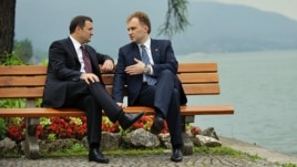 Filat şi Şevciuk la conferinţa OSCE din Rottach-Egern, Germania, 20 iunie 2012