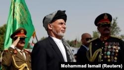 Ооганстандын президенти Ашраф Гани.