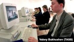 Бесплатный Интернет-центр, открытый как публичная библиотека для всех владеющих компьютерной грамотность, Оренбург, 1999