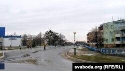 Вёска Ударная — цэнтар КСУП «Ударны»