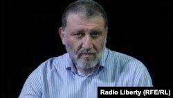 Российский журналист Сергей Пархоменко.