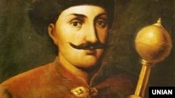 Портрет гетьмана Івана Виговського, племінник якого Самійло Виговський був відправлений на білоруські землі покозачувати місцеве населення