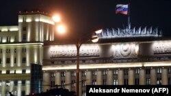 Здание Минобороны России в Москве