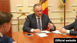 Igor Dodon, who was elected president on December 23, has pledged to resolve the Transdniester issue while in office.