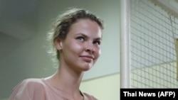 Настя Рибка 20 серпня в тайській тюрмі