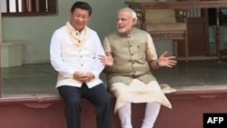 File photo of the Indian Prime Minister Narendra Modi and Chinese President Xi Jinping.