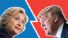Хиллари Клинтон жана Дональд Трамп.