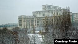 Здание парламента в Бухаресте. Иллюстративное фото.