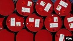 صادرات نفت ایران به خاطر تحریمهای بینالمللی کاهش شدیدی یافته است.