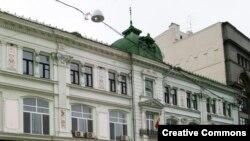 Ambasada e Moldavisë në Moskë