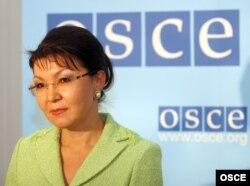 Darigha Nazarbaeva