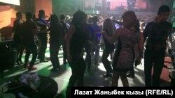 Клуб кыргызских мигрантов в Москве