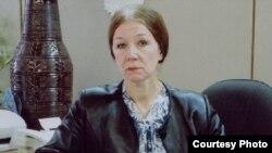 Член-корреспондент Российской академии художеств Лариса Кириллова