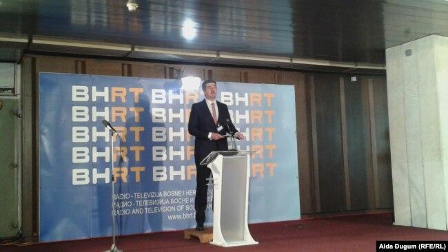 Belmin Karamehmedović: Definitivno su sva zvona za uzbunu upaljena