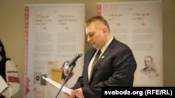 Намесьнік міністра замежных спраў Алег Краўчанка