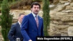 Мэр Тбилиси, генсек правящей партии «Грузинская мечта» Каха Каладзе