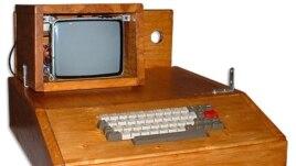 Apple-1 kompüteri hərracda 905 min dollara satılıb