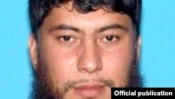 Узбекский беженец Фазлиддин Курбанов.