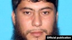 Фазлиддин Курбанов, беженец из Узбекистана, осужденный в США по обвинению в планировании нападений.