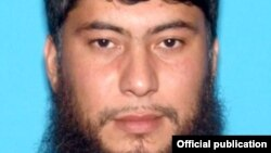 АҚШ-тағы өзбекстандық мигрант Фазлиддин Курбанов.