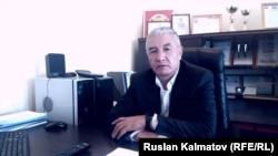 Рустам Тургунов.