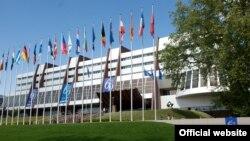 Եվրախորհրդարանի շենքը Ստրասբուրգում