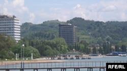 Столица Абхазии, Сухум