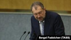 Владислав Резник, депутат Госдумы