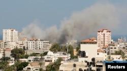 Gaza City 21 iulie 2014