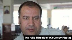 Журналист Хайрулло Мирсаидов