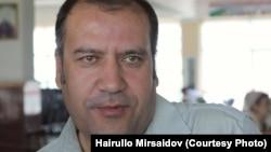 Хайрулло Мирсаидов