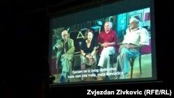 """Premijera filma """"Spašen jezikom"""", Sarajevo, 19. januar 2016."""