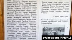 Першаадкрывальнікі Тургенеўкі пайменна