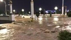 Prezident Aşgabadyň 'çylşyrymlaşdyrylan' sil meselesini käýinç bilen 'çözýär'