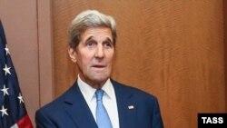 Джон Керри, государственный секретарь США. 30 сентября 2015 года.