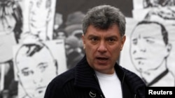 Russian opposition leader Boris Nemtsov was shot dead near the Kremlin in 2015.
