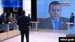 Телемост с Артемом Витко в передаче «Специальный корреспондент»