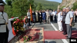 Oдбележување на 16-годишнината од загинувањето на 10-те прилепски бранители кај месноста Карпалак