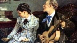 """""""Две гитары за стеной жалобно запели..."""""""