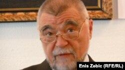 Stjepan Mesić, foto: Enis Zebić