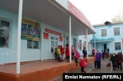 Средняя школа имени Ленина с узбекским языком обучения в Оше