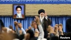 Ирандын рухий лидери Аятолла Али Хаменеи