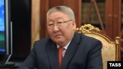 Егор Борисов, глава республики Якутия
