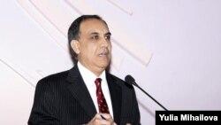 Ambasadorul Asif Chaudry