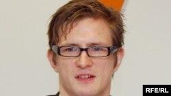 Том Майн, расследователь организации Global Witness (Лондон), 2006.