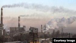Челябинск, один из самых неблагополучных с экологической точки зрения российских городов