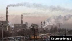Челябинск. Архивное фото.